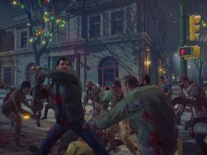 Dead Rising 4 ditches crafting tables, employs crafting on the fly