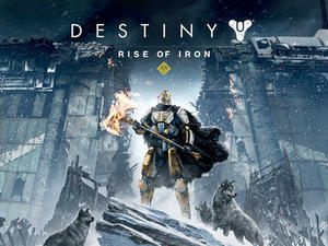 Destiny: Rise of Iron expansion announced for this fall
