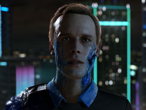 Detroit: Become Human offers player agency in a dystopian future setting