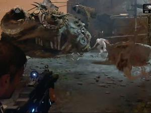 New Gears of War 4 campaign gameplay arrives, features nearly 7 minutes