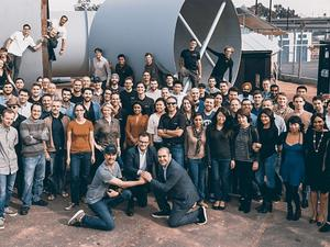 Hyperloop One co-founder leaves company