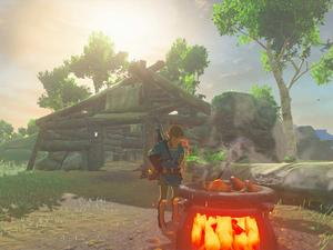 We played The Legend of Zelda: Breath of the Wild, and… wow
