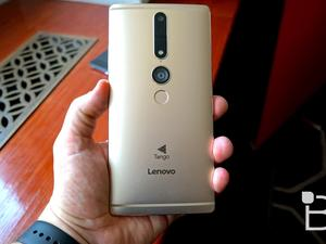 First Google Tango phone now available for $499