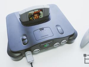 Nintendo 64 revisited: It looks weird but it's still amazing