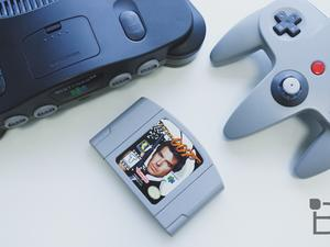 A made-to-order N64 Classic is my dream console