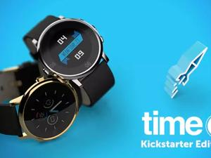 Pebble Time Round now available in beautiful gold and silver on Kickstarter