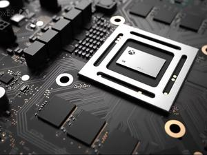 """Xbox Project Scorpio specs leak showing a """"highly capable 4K contender"""""""