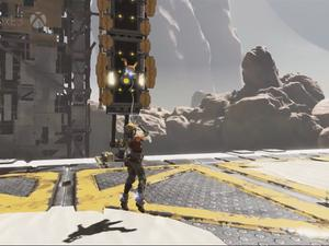 Here's almost 15 minutes of us playing ReCore with impressions