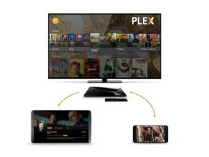 NVIDIA SHIELD Android TV update lets it serve as Plex Media Server