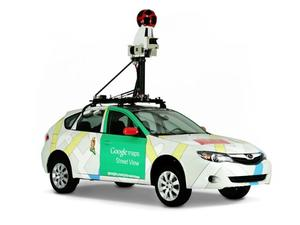 Google Street View reportedly banned from India