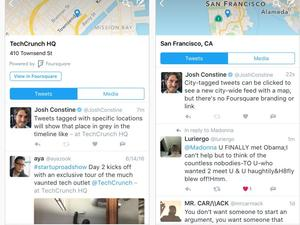 Twitter's new feature lets you read tweets from specific locations