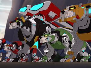 Voltron Legendary Defender season 1 review: Megathrusters are go in this awesome reboot