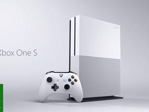 Xbox One S confirmed with a new controller, launches in August for $299