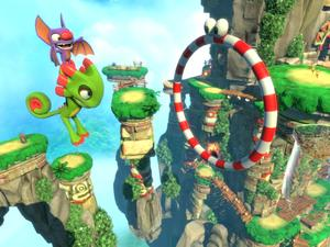 Yooka-Laylee: Watch 13 minutes of gameplay featuring Capital Cashino