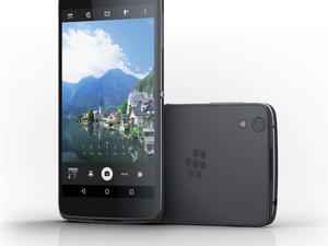 """BlackBerry DTEK50 unveiled - The """"world's most secure Android smartphone"""""""