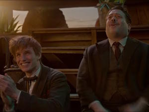 Another Fantastic Beasts trailer finally reveals some beasts