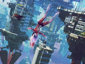 Gravity Rush 2 review: Come fall with me