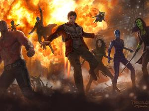 'Guardians' cast comes out in support of fired director James Gunn