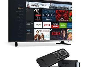 Amazon bundles HDTV and Fire TV Stick for just $120