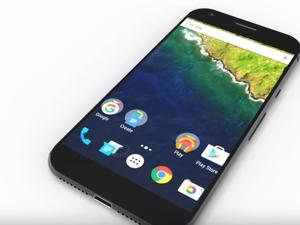 Nexus Marlin/Sailfish 3D render brings the leaks and rumors to life