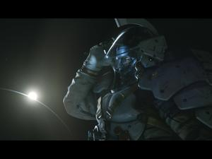Kojima Productions' intro video is just as weird as you'd hope