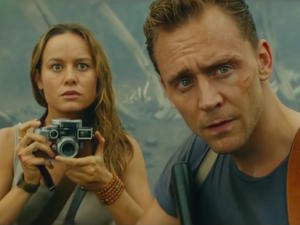 Kong is spectacularly massive in first Kong: Skull Island trailer