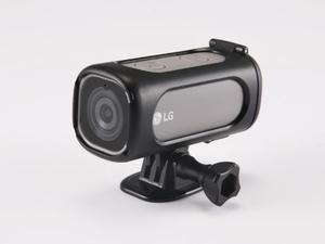 LG Action Cam LTE can stream right to YouTube wherever you go