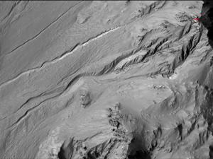 Researchers solve mystery of Mars gullies