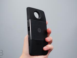 Moto Z comes with free Moto Projector Mod at Best Buy