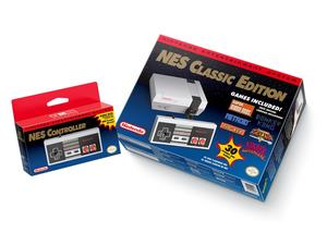 Nintendo announces a mini NES packed with 30 classic games for $59.99