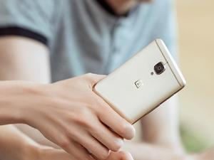 OnePlus begins teasing OnePlus 3 in soft gold ahead of launch