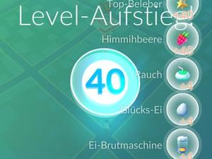 Pokémon GO player reaches level 40 cap... and then deletes account