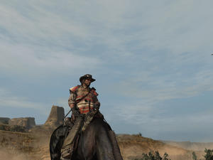 Screenshot Saturday: Red Dead Redemption is back, and it's still beautiful