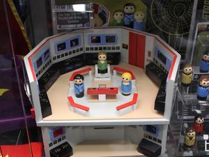 Comic Con 2016 - The future of toys is made of wood