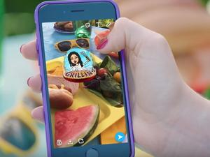Snapchat Bitmoji update adds personalized stickers and more