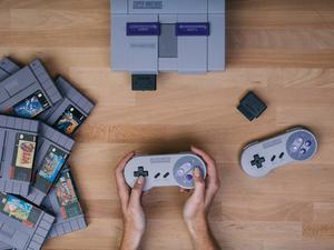 This Bluetooth SNES adapter is a must-have