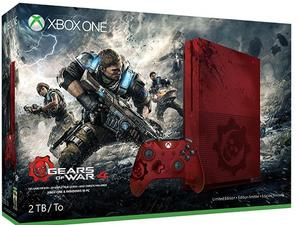 Special edition Gears of War and Halo Xbox One S models leak!