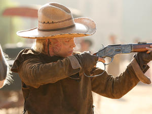 Westworld was inspired by Red Dead Redemption, GTA and BioShock