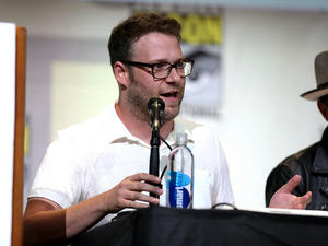 Seth Rogen making a show about the singularity for FX