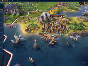Almost 90 minutes of Civilization VI played by Firaxis