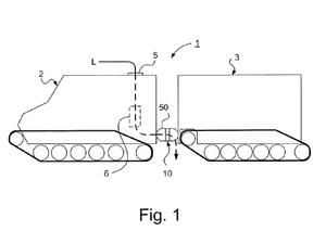 Apple's first vehicular patent looks more like a tank than a car