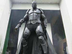 Crazy Batsuit breaks Guinness World Record with its badass gadgets