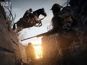 Battlefield 1 update includes new map and grenade crossbow