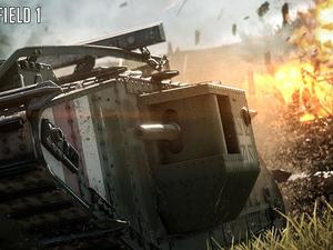 The glitches of Battlefield 1's beta put together in an amazing video