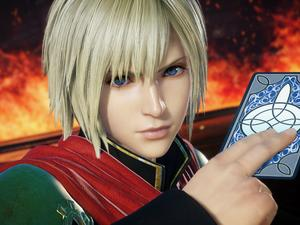 Dissidia Final Fantasy adds Ace from Final Fantasy Type-0 to its ranks