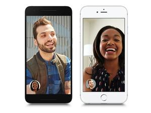"""Google Duo with awesome """"Knock Knock"""" feature hits iOS, Android"""