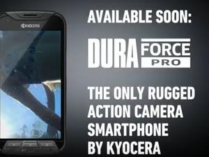 Kyocera DuraForce PRO super-rugged Android smartphone is official
