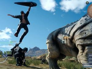 Final Fantasy XV enjoyed by 90% of those who played it at Gamescom, only 2% disliked it