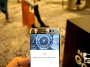 Galaxy Note 7 sports crazy-secure new Knox 2.7