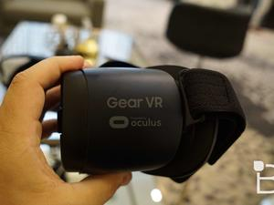 Samsung's new Gear VR said to have super-sharp display